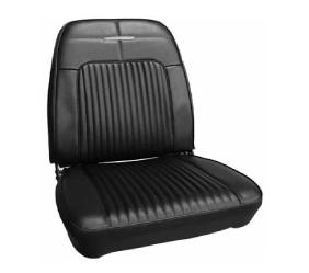 Dante's Mopar Parts - Mopar Seat Covers 1969 Coronet RT, Coronet 500 & Superbee OEM Style B body Front Buckets