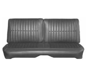 Dante's Mopar Parts - Mopar Seat Cover 1968 Coronet 440 & Superbee Front Split Bench