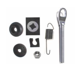 Dante's Mopar Parts - Mopar Clutch Release Rod Service Kit-1962-1965 B-body Big Block