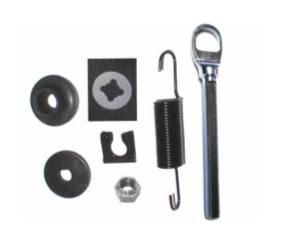 Dante's Mopar Parts - Mopar Clutch Release Rod Service Kit-E-body & 71/74 B-body Big Block