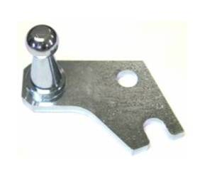 Dante's Mopar Parts - Mopar Clutch Bell Crank Bell Housing Ball Stud Bracket A-Body - Image 1