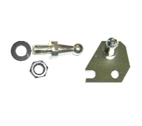 Dante's Mopar Parts - Mopar Clutch Bell Crank Ball Studs A-Body BS-4 - Image 1