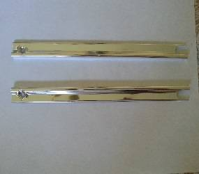 Dante's Mopar Parts - Mopar Door Sill Plates Extensions 1966-1970 B-body