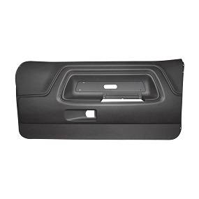 "Dante's Mopar Parts - Mopar OE Correct Injection Molded ""Metro"" Front Door Panels 1970-1974 Dodge Challenger - Image 1"