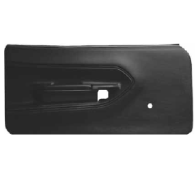 "Dante's Mopar Parts - Mopar E-Body OE Correct Injection Molded ""Metro"" Front Door Panels 1970-1974 Plymouth Barracuda"
