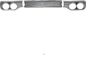 Dante's Mopar Parts - Mopar Grille & Headlight Bezels 1970 Plymouth GTX