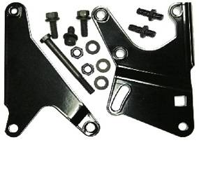 Dante's Mopar Parts - Mopar Big Block Saginaw Power Steering Pump Brackets