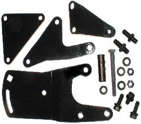 Dante's Mopar Parts - Mopar Small Block Saginaw Power Steering Pump Brackets - Image 1