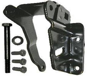 Dante's Mopar Parts - Mopar Big Block & Hemi Federal Power Steering Pump Brackets - Image 1
