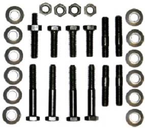 Dante's Mopar Parts - Mopar Exhaust Manifold Hardware Kit 1971-1974 340HP/360HP - Image 1