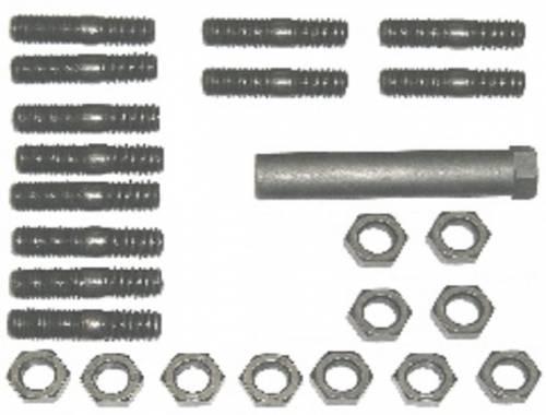 Dante's Mopar Parts - Mopar Exhaust Manifold Hardware Kit 1966-69 Big Block Low Performance 2bbl - Image 1
