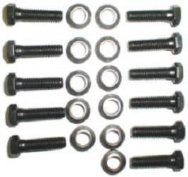 Dante's Mopar Parts - Mopar Exhaust Manifold Hardware Kit 1966-71 426 Hemi - Image 1