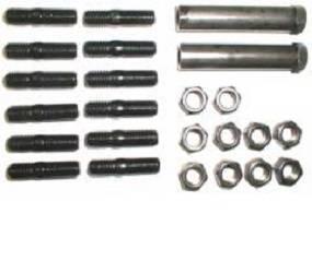 Dante's Mopar Parts - Mopar Exhaust Manifold Hardware Kit 426 Max Wedge