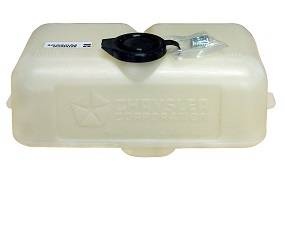 Dante's Mopar Parts - Mopar Windshield Washer Bottle - 1967 B-body with electric pump (not included) - Image 1