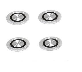 Dante's Mopar Parts - 1968-1976 Road (Magnum 500) Wheel Center Cap Insert Set of 4
