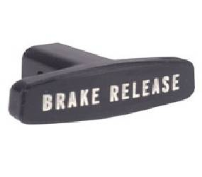 Dante's Mopar Parts - Mopar Parking Brake Handle 1966-1974 B-Body & 1970-1974 E-body