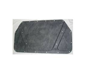Dante's Mopar Parts - Mopar Molded Hood Pads -1965-1968 C-body