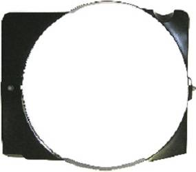 "Dante's Mopar Parts - Mopar 22"" Fan Shroud 1962-1968 B-Body - Image 1"