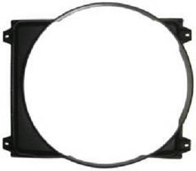 "Dante's Mopar Parts - Mopar 22"" Fan Shroud 1970-1973 B & E-Body - Image 1"