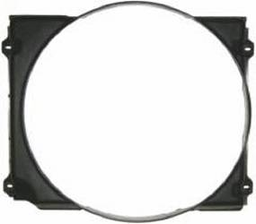 "Dante's Mopar Parts - Mopar 22"" Fan Shroud 1968-1969 A-body"