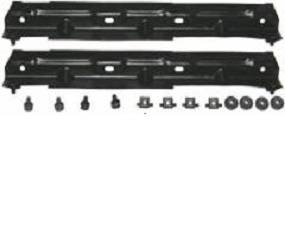 "Dante's Mopar Parts - Mopar 22"" Fan Shroud Mounting Bracket Kit-1969-1973 B-Body, 1970-1974 E-body,1969-1972 C-body - Image 1"