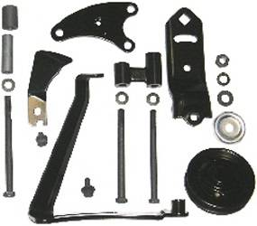 Dante's Mopar Parts - Mopar Alternator Bracket Kit - 1969-1972 440 Big Block with Air Conditioning