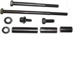 Dante's Mopar Parts - Mopar Alternator Mounting Bolt Kit - 1962-1974 Big Block without Air Conditioning - Image 1