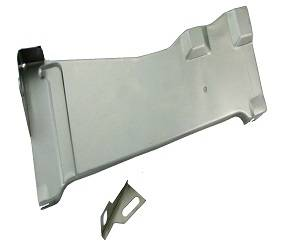 Dante's Mopar Parts - Mopar Coolant Overflow Bottle Bracket-1973-1974 E-body Cuda Challenger - Image 1