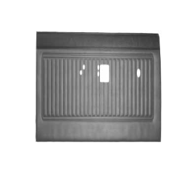 Legendary Auto Interiors - 1967 Valiant Signet Bucket & Bench Style Front Door Panel