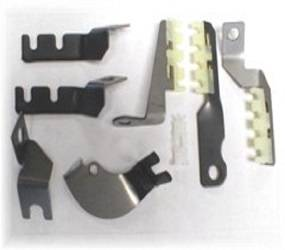 Dante's Mopar Parts - Mopar Spark Plug Bracket Kits- 1972-1978 Big Block