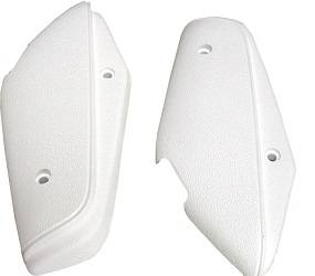 Dante's Mopar Parts - Mopar Seat Hinge Covers-1968-1969 A & B-body Bucket Seat - Image 1