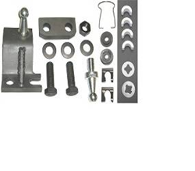 Dante's Mopar Parts - Mopar 1967-1969 A-Body Big Block Clutch Pivot Shaft Service Kit