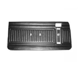 Legendary Auto Interiors - 1974 Dart Swinger and Scamp Bench Style Rear Door Panels
