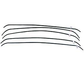 Dante's Mopar Parts - Mopar Headliner Bows -1967-1972 Dodge Dart