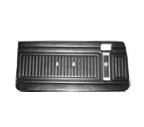 Legendary Auto Interiors - 1975-76 Dart Swinger & Scamp Bucket & Bench Style Rear Door Panel