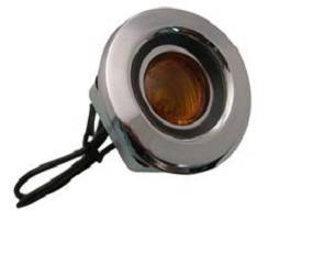 Dante's Mopar Parts - Mopar Side Marker Lens- 1968 Dodge Front (Yellow) - Image 1