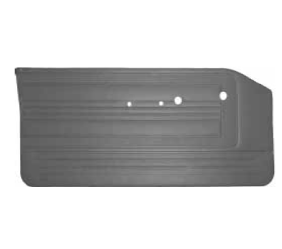 Legendary Auto Interiors - 1966 Plymouth Barracuda Bucket Style Front Door Panel - Image 1
