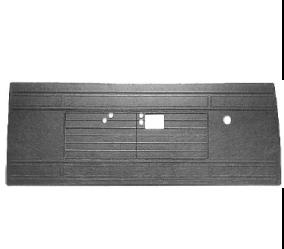 Legendary Auto Interiors - 1969 Barracuda Standard Bucket & Bench Style Door Panel - Image 1
