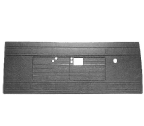 Legendary Auto Interiors - 1969 Barracuda Standard Bucket & Bench Style Rear Door Panel - Image 1