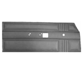 Legendary Auto Interiors - 1967 Plymouth Belvedere II Bench Style Door Panel - Image 1