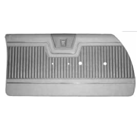 Legendary Auto Interiors - 1964 Plymouth Fury Bench Style Door Panel - Image 1
