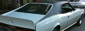 Dante's Mopar Parts - AMC Full Vinyl Tops-1968-1969 Javelin - Image 1