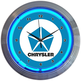 Dante's Mopar Parts - Neon Clocks - Chrysler Pentastar - Image 1