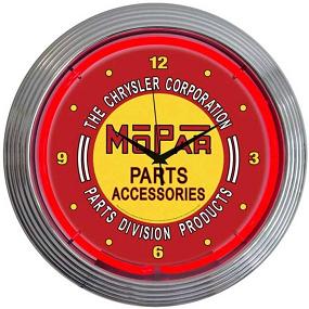 Dante's Mopar Parts - Neon Clocks -Mopar Parts & Accessories - Image 1