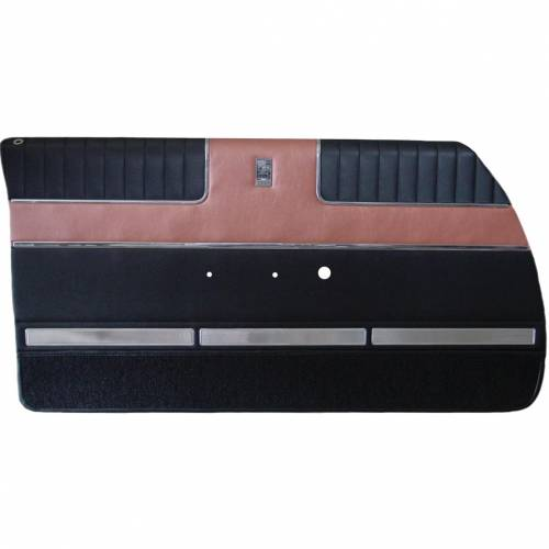 Legendary Auto Interiors - 1963 Plymouth Sport Fury Bucket Style Door Panel-Unassembled - Image 1