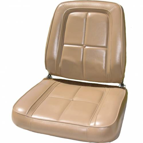 Legendary Auto Interiors - Mopar Seat Covers 1963 Dodge Dart GT Front Buckets