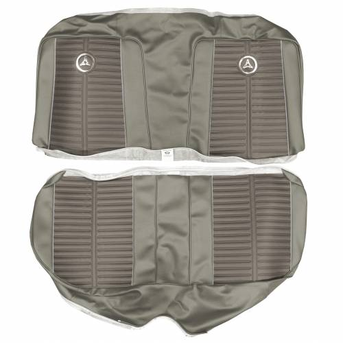 Legendary Auto Interiors - Mopar Seat Covers 1964 Dodge Dart GT Rear Bench
