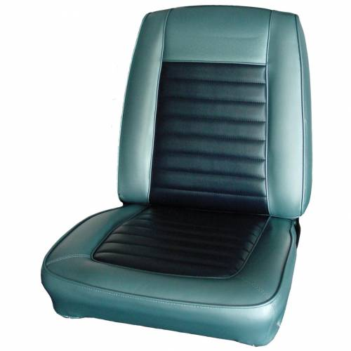 Legendary Auto Interiors - Mopar Seat Covers 1966 Plymouth Valiant Signet Front Buckets