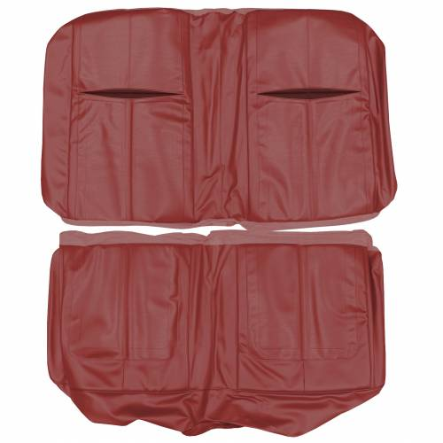 Legendary Auto Interiors - Mopar Seat Covers 1968 Dodge Dart GT & GTS Rear Bench