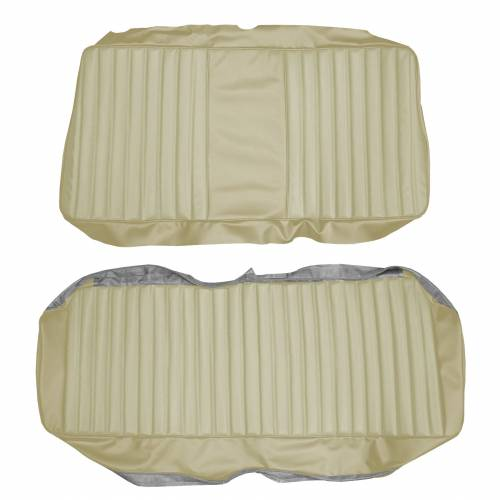 Dante's Mopar Parts - Mopar Seat Cover 1975-76 Dodge Dart Swinger & Plymouth Scamp Rear Bench